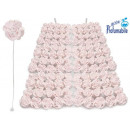wholesale Artificial Flowers:Tiny pink candy