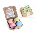 Wholesalers scented colored bath bombs 50 gr