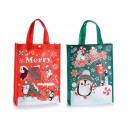 groothandel Tassen & reisartikelen: Groothandel in kerstboodschappentas sen