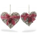 wholesale Garden & DIY store:Heart rattan hanging