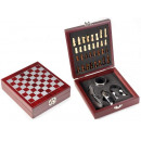 Wholesale checkerboard sommelier set