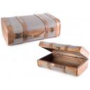 grossiste Valises et trolleys: Cuir valise tissu décoratif grossistes
