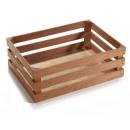 Wholesale caja de madera natural