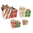 Wholesalers of baskets and containers for Christma