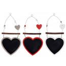 wholesale Displays & Advertising Signs: Chalkboard heart wholesaler