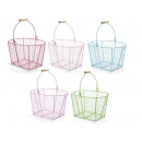 wholesale Houshold & Kitchen:Basket colored metal