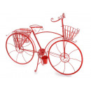 wholesale Car Accessories: Wholesale red metal bicycle