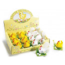 Easter chickens decorative