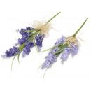 wholesale Artificial Flowers: Bouquet lavender artificial