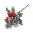 bouquet de Noël baies Pine