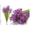 wholesale Plants & Pots: Wholesale purple artificial flowers