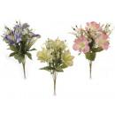 Hurtownik bukiet sztuczne kwiaty lilie
