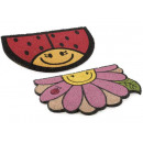 wholesale Garden playground equipment: Ladybug flower doormats wholesaler
