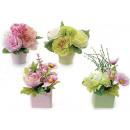 nagyker Otthon és dekoráció: Nagykereskedés mesterséges virágcserép