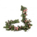 wholesale Figures & Sculptures: Wholesale artificial pine Christmas wreath