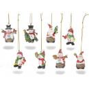 Weihnachten dekorativen Harz Thema