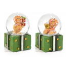 wholesale Snow Globes: Snowball wholesaler Christmas with light