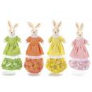 grossiste Cadeaux et papeterie: Sac de lapin bonbons de porte