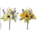 Großhandel Sonnenblumen künstliche Blumen Bouquet