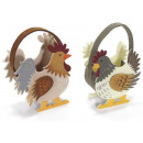 Großhandel Home & Living: Ostern Henne  Großhandel Handtaschen