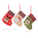 Großhandel Strümpfe & Socken: Großhändler Strümpfe Weihnachten Jute