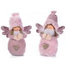 Wholesale christmas angels velvet Teddy bear