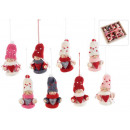 wholesale Pullover & Sweatshirts: Wholesale knitted Christmas dolls