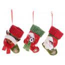Großhandel Strümpfe & Socken: Großhandel für Weihnachtssocken