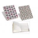 Hurtownia pamiętnika z tkaniny quderni