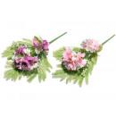 wholesale Artificial Flowers: Artificial hydrangea wholesaler