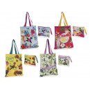 wholesale Miscellaneous Bags: Printed fabric clutch bag wholesalers
