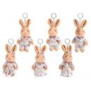 Hurtownia breloków pluszowych królików