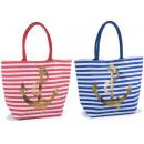 Großhandel Handtaschen: Großhändler Mode - Taschen Baumwolle Linien