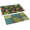 hurtownia Artykuly spozywcze & uzywki: Maty hurtowni dekorują liście ananasa