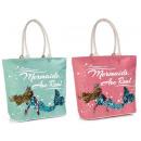 Großhandel Reise- und Sporttaschen:Großhandelseehandtas chendekoration mit kleinen Mee