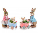 Wholesale easter rabbits fiber