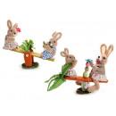 grossiste Jeux de jardin:Wholesale swing lapins