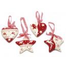Ceramic Christmas decorations Decorations