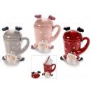 Wholesale Santa Claus tea cups