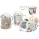 groothandel Huishouden & Keuken:Porseleinen theekop
