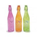 grossiste Images et cadres: Colored bouteille en verre