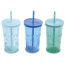 wholesale Pictures & Frames: Wholesale colored glass tumbler