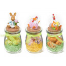 Wholesale Easter jars eggs decorations