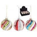 groothandel Woondecoratie: Veelkleurige glazen kerstballen groothandelaren
