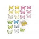grossiste Accessoires & Pièce détachée: Wholesale papillons décoratifs avec ...