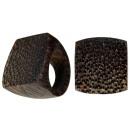 groothandel Sieraden & horloges: Ring gemaakt van  kokosnoot hout naargelang maten
