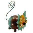 wholesale Pictures & Frames: Photo holder, sheet figure Lion , height ...