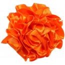 ingrosso Gioielli & Orologi: Ring  Flower   Colore: arancione, formato flessibil