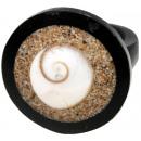ingrosso Gioielli & Orologi: Ordinati Anello,  resina, Shiva occhio, la sabbia,