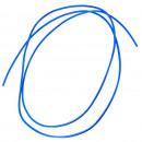 Großhandel Zubehör & Ersatzteile: Lederriemen 100  cm, Ø 2 mm, königsblau